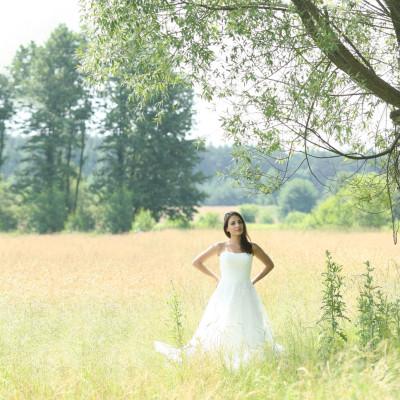 zdjęcia ślubne w plenerze tatarak foto studio
