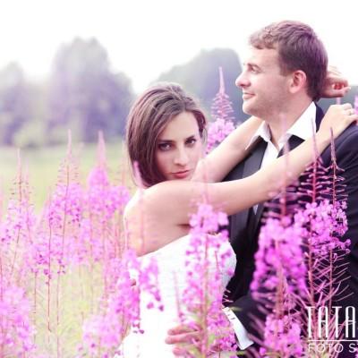 Sesja ślubna plenerowa - Tatarak Foto Studio